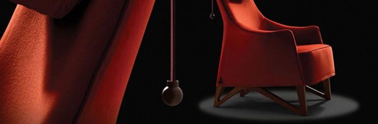 Giorgetti fauteuil Mobius