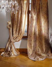 Christian Fischbacher gordijnen en meubelstoffenVan den Broek Meubelen
