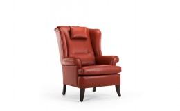 Kessels fauteuil leren stoel