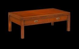 L02 Eikenhout salontafel