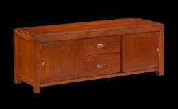 L02 Eikenhouten TV meubel