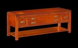 L02 Kersenhout TV meubel