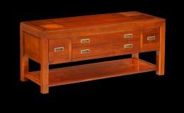 L02 Kersenhout TV tafel