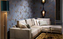 Luxe meubel van den Broek Barkruk